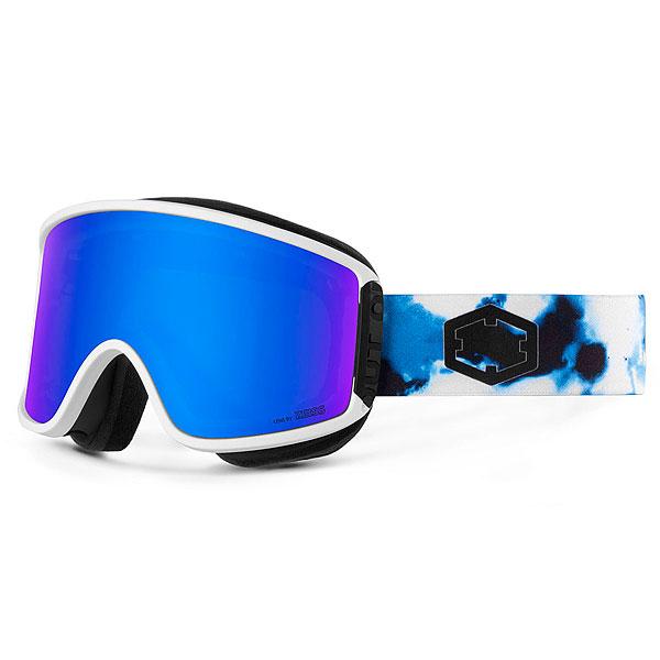 Маска для сноуборда OUT OF Shift + Доп Линза Galaxy(blue Mci)