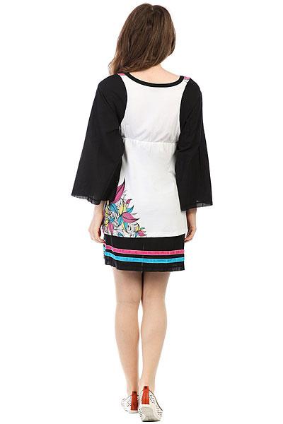 Платье женское Violet Anguna White/Black