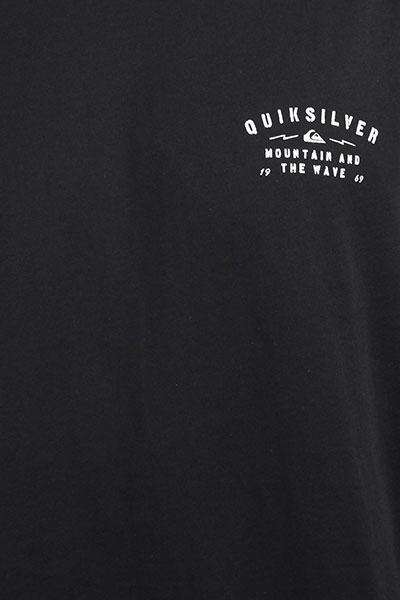Футболка Quiksilver Scalspacerfacer Black