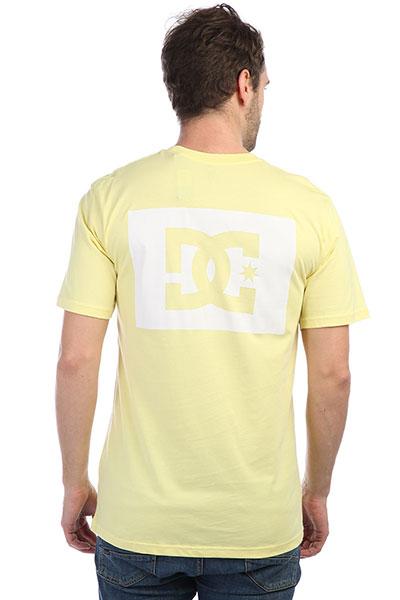 Футболка DC Stage Box Lemon Meringue