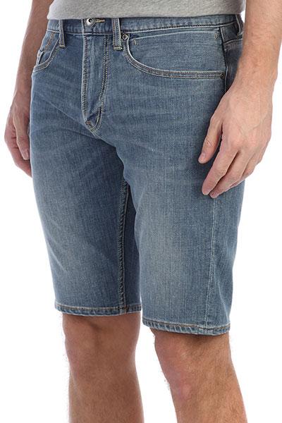 Шорты джинсовые Quiksilver Revolvershtsurf Surf Blue