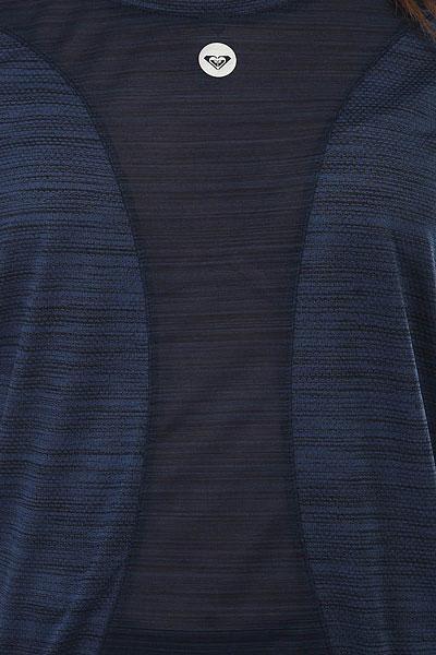 Футболка женская Roxy Dakotadream Tee Dress Blues