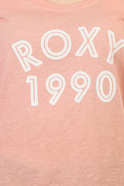 Футболка женская Roxy Bobby Rose Tan