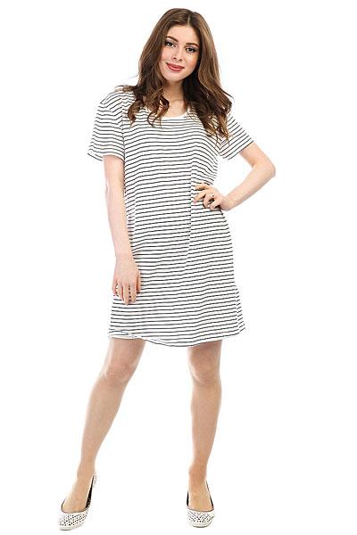 Платье женское Roxy Justsiteedrestr Dress Blue