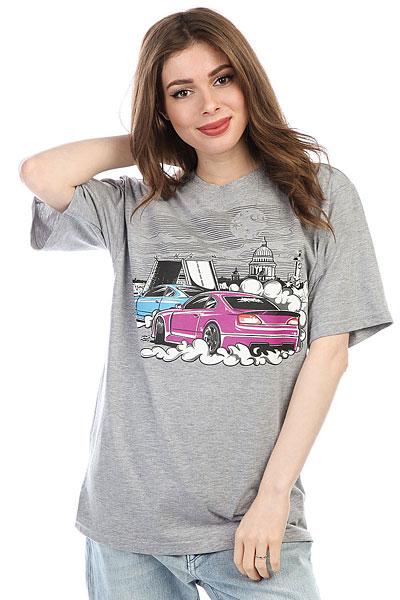 Футболка женская Anteater 358 Grey