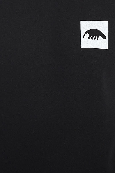 Толстовка классическая Anteater Crewneck Stripe Black