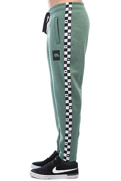 Штаны спортивные Anteater Sweatpants Stripe Green