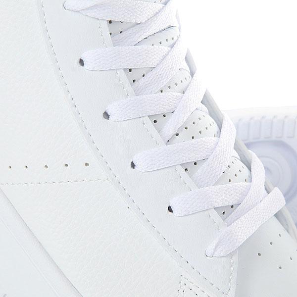 Кеды высокие ANTA  81811216-2 Белые