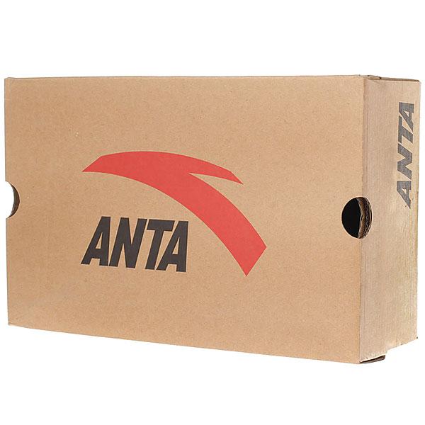 Кроссовки ANTA  81817701-6 Светло-Коричневые