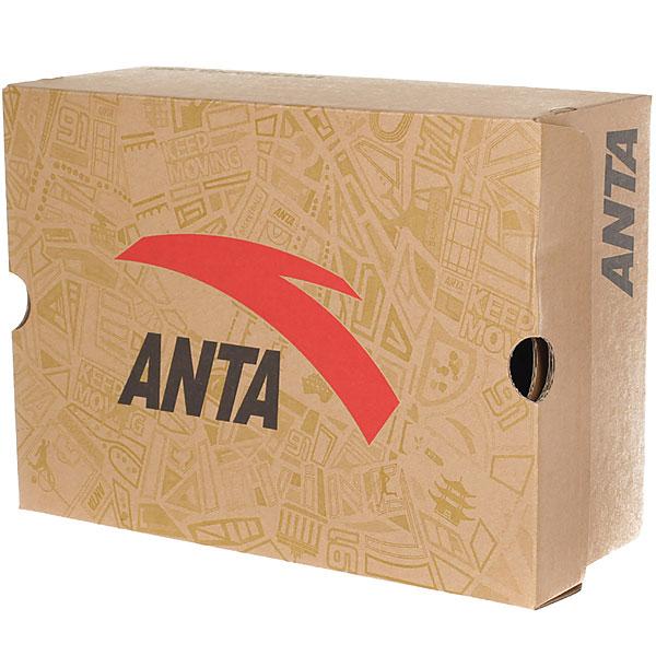 Кроссовки ANTA 81818861-10 Красные