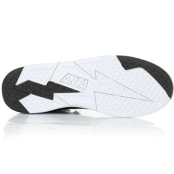 Кроссовки высокие ANTA  81818051-2 Черные