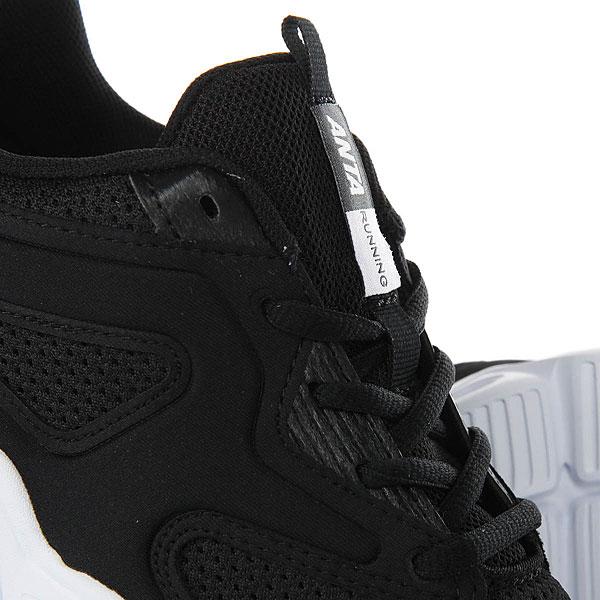 Кроссовки женские Anta 82815576-4 Черные