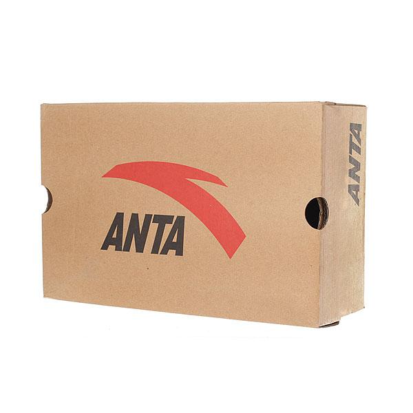Кроссовки женские Anta 82817701-4 Серые