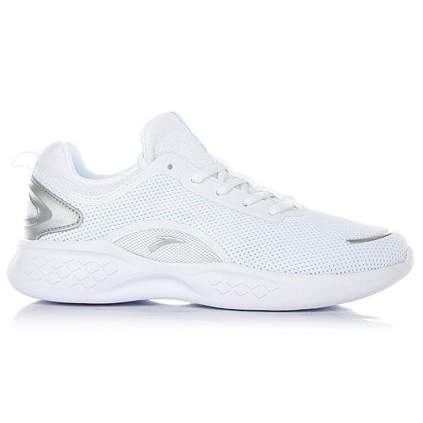 Кроссовки женские ANTA 82817711-1 Белые