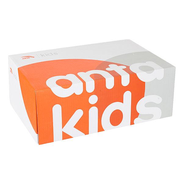 Бутсы детские Anta W31812202-3 Оранжевые