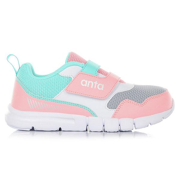 Кроссовки детские Anta W32819905-1 Розовые