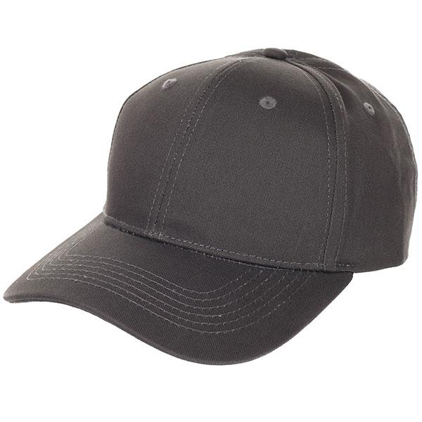 Бейсболка классическая TrueSpin Blank Round Visor Cap Green Khaki