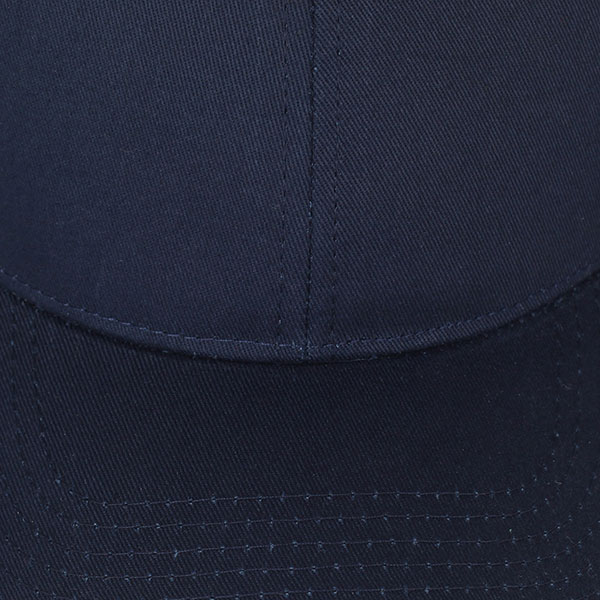 Бейсболка классическая TrueSpin Blank Round Visor Cap Navy