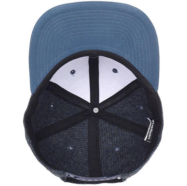 Бейсболка с прямым козырьком TrueSpin Chevron Blue