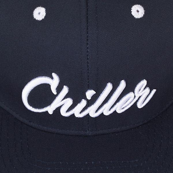 Бейсболка с прямым козырьком TrueSpin Chiller Dark Blue