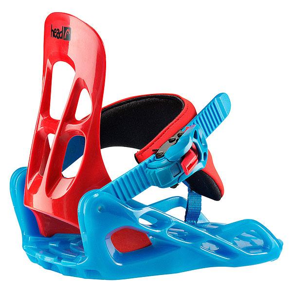 Крепления для сноуборда детские Head P Kid Blue