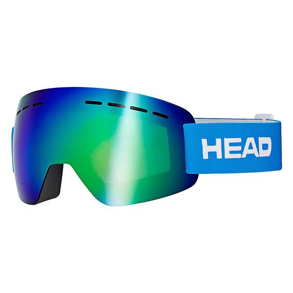 Маска для сноуборда Head Solar Blue