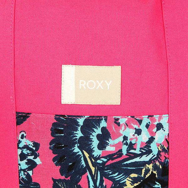 Сумка женская Roxy Folk Singer Tote Rouge Red Mahna