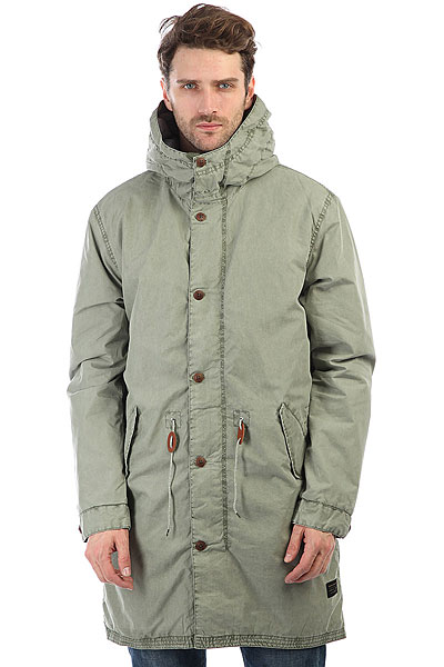 Куртка парка Quiksilver Bennerparka Four Leaf Clover
