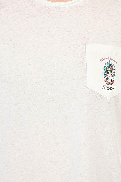 Майка женская Roxy Timeforanothera Marshmallow