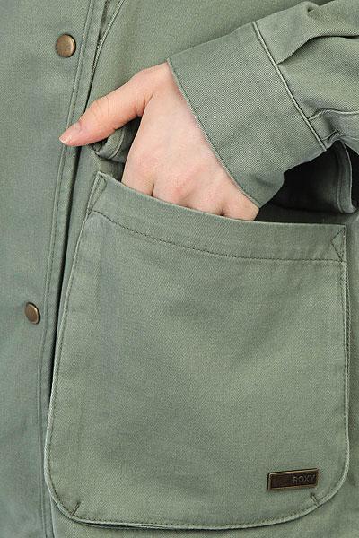Куртка женская Roxy Perfectspot Olive