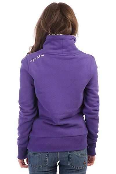 Толстовка кенгуру женская Picture Organic Sweat Neptune Purple