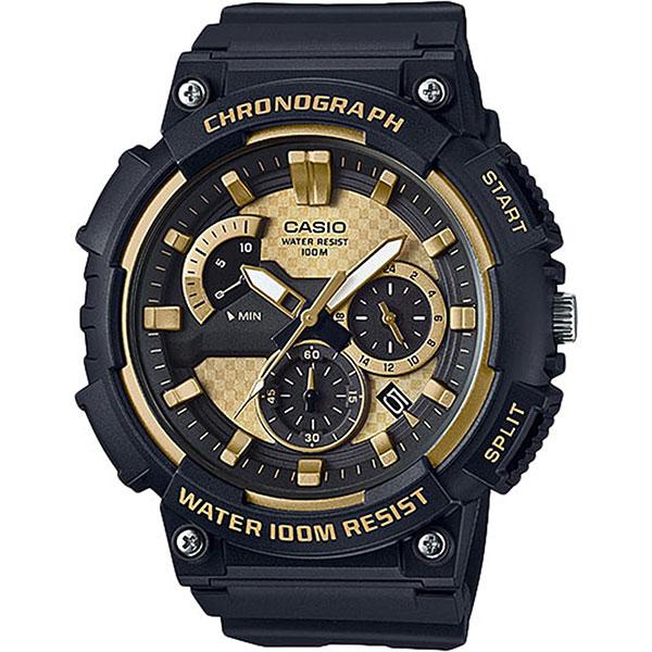 Электронные часы Casio Collection mcw-200h-9a
