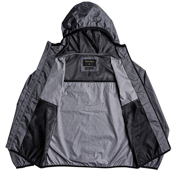 Ветровка Quiksilver Contrastjackety Dark Grey Heather