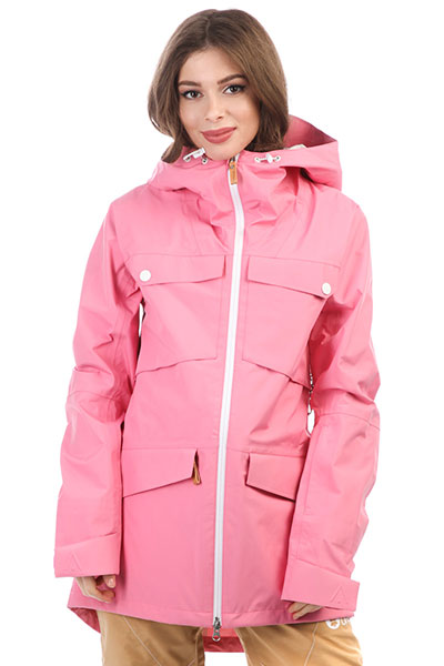 Куртка женская WearColour Lynx Bubblegum