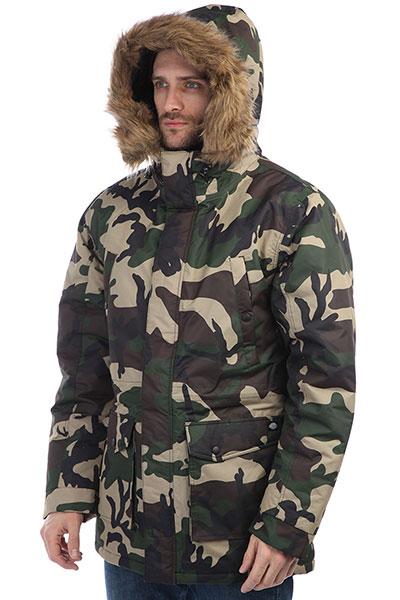 Куртка парка Dickies Curtis Camouflage