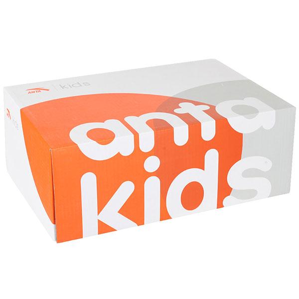 Кроссовки детские ANTA W31817701-5 Черные