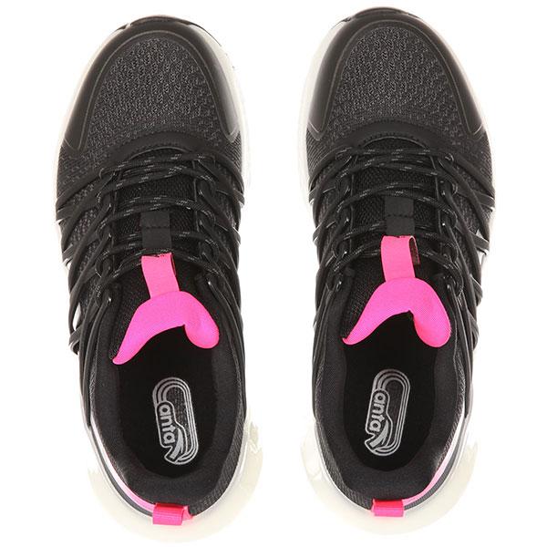 Кроссовки детские Anta W32815502-1 Черные