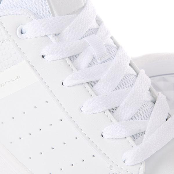 Кеды низкие Anta 81818055-1 Белые