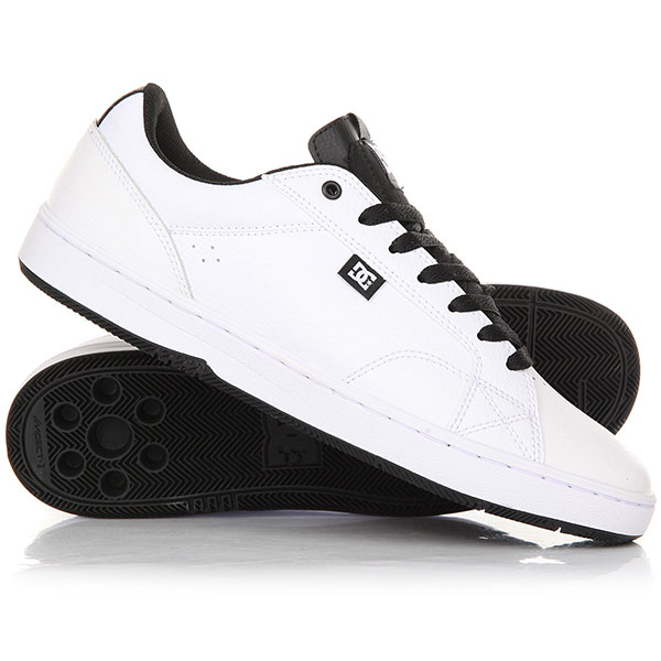 Кеды DC Astor Shoe White/White/Black