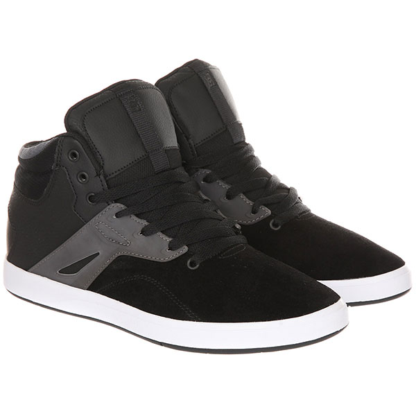 Кеды высокие DC Frequency Hi Shoe Black/White