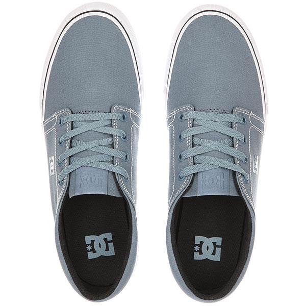 Кеды DC Trase M Shoe Blue Ashes