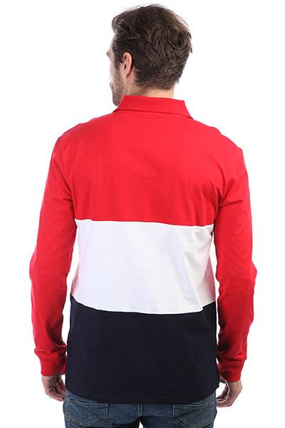 Поло DC Stewardson Polo Tango Red