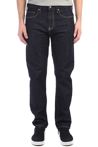 Джинсы прямые DC Worker Relaxed Indigo Rinse