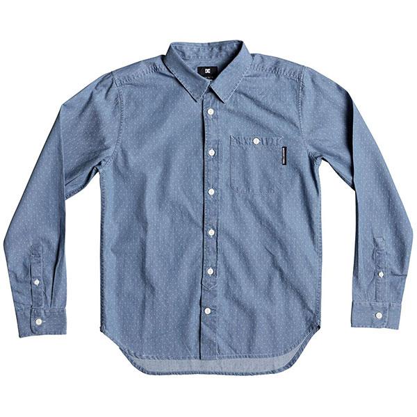 Рубашка детская DC Swalendalen 2 Light Blue