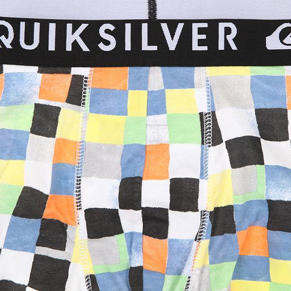 Трусы Quiksilver Boxer Poster Cadmium Orange