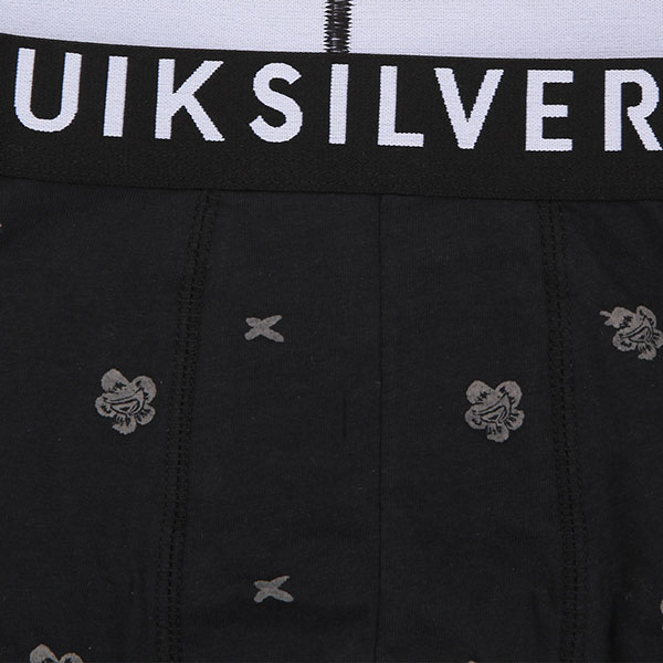 Трусы Quiksilver Boxer Poster Quiet Shade