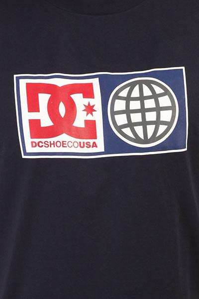 Футболка DC Global Salute Dark Indigo
