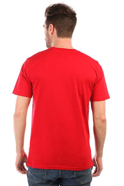 Футболка DC Four Base Tango Red