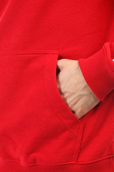Толстовка кенгуру DC Global Salute Tango Red