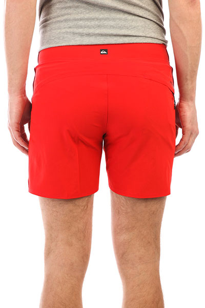 Шорты пляжные Quiksilver Highkaimana16 Quik Red